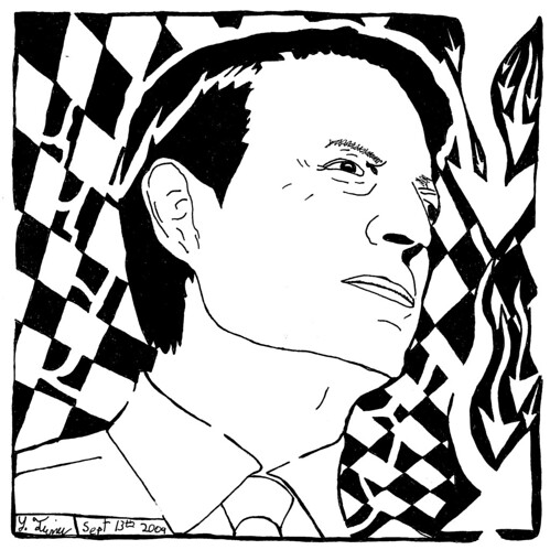 An Inconvenient Maze: Al Gore by you.