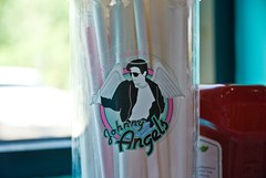 johnny angels straws