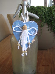 hebikgemaakt (hebikgemaakt) Tags: christmas angel decoration engel macrame kerstdecoratie