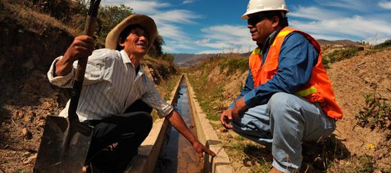 Visi�n - Misi�n del Fondo Minero Antamina