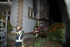 Zimmerbrand Wilhelminenstraße 26.09.09