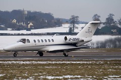 G-ODAG - Sloane - Cessna 525A Citation CJ2 - Luton - 090212 - Steven Gray - IMG_9047
