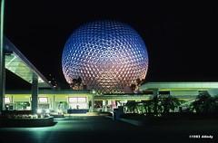 Spaceship Earth (ddindy) Tags: epcot florida waltdisneyworld