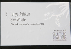 2008-01-27-Stoneleigh-2007-02-01-Sky Whale (russellstreet) Tags: newzealand sculpture auckland nzl manukau aucklandbotanicalgardens tanyaashken skywhale sculpturesinthegarden2007 stoneleighsculpturesinthegarden2007