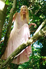Angel in a Pink Dress Climbing in a Tree (Jon W. Howson) Tags: uk summer portrait woman 20d girl lady female angel digital canon photography eos 50mm model jon afternoon dress fashionphotography sheffield makeup posing sunny september portraiture blonde tall cloudless elegant modelling playful slender lean caucasian southyorkshire contemporaryphotography photoportrait 5fav portraitphotography cloudlesssky peoplephotography locationphotography creativephotography 50mmf18ii outdoorphotography howson fashionphotographer portraiturephotography glamourphotographer 5com skyafternoon jowaho jonwhowson photographyposes jonhowson