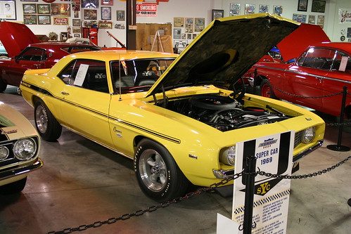 Floyd Garret Muscle Car Museum Yenko Camaro