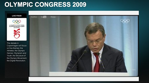 IOC Congress 2009