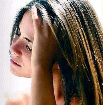 cabelo com luzes: foto
