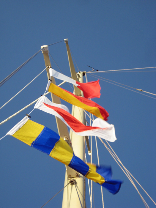 HOFG flags