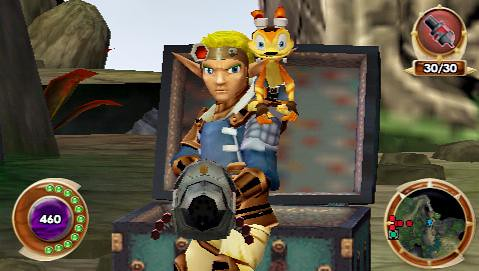 Jak and Daxter The Lost Frontier 1