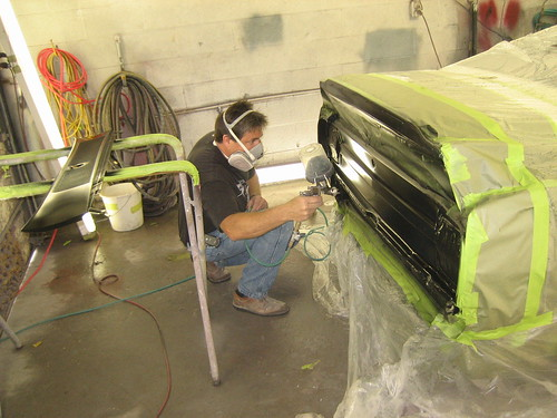 Ford Talladega Restoration