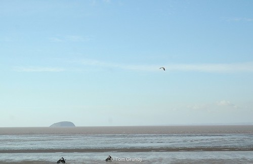 2 riders and a Gull