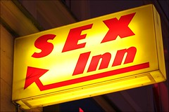 sex inn (loop_oh) Tags: sex germany advertising deutschland inn hessen frankfurt main bank whorehouse luminous reklame frankfurtammain brothel frankfurtmain roemer metropole rmer mainhattan eintracht leuchtreklame frankfurtam luminousadvertising sexinn