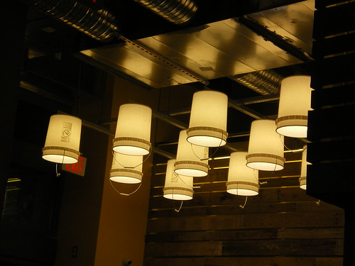 Light Fixtures - Drywall Buckets