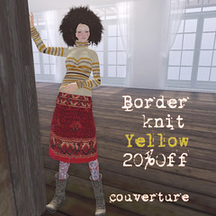 knit-yellow20%Off-AD