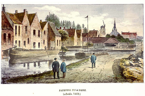 020- Barrio de la Barra 1855-Collectionneur lillois Edouard Boldoduc  1895