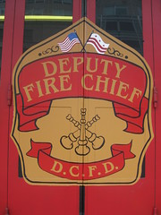 Washington DC, Chinatown Fire Department