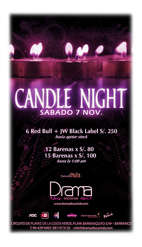 Candle Night - Drama