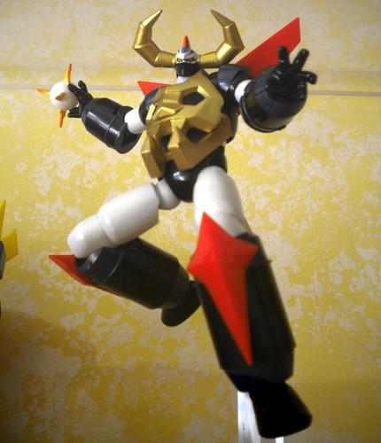 Gaiking juguete robot