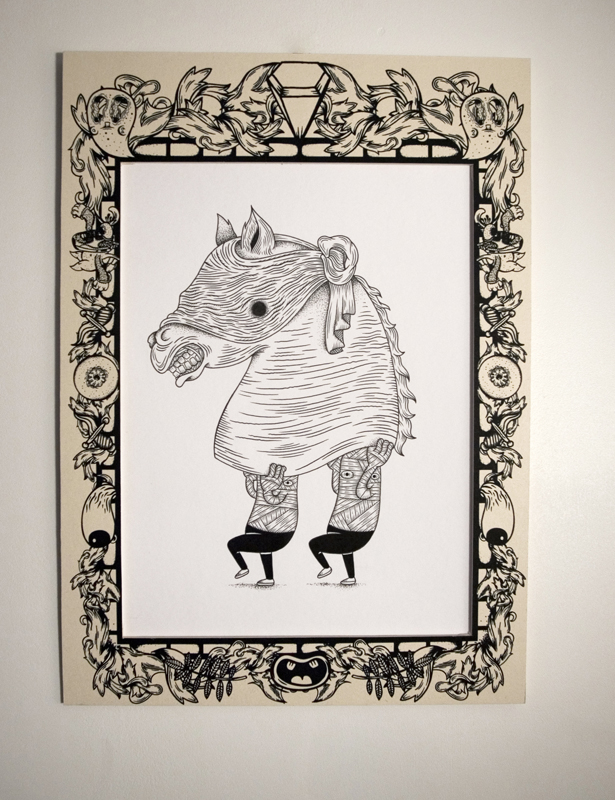 Cheval de Troie by KOA #1