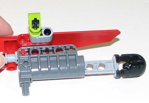 LEGO 8060 Atlantis - Typhoon Turbo Sub - Sub-assembly 5