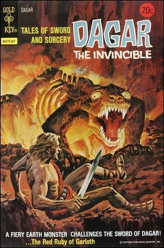 Dagar the Invincible #8