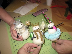 Our Creations from Class!