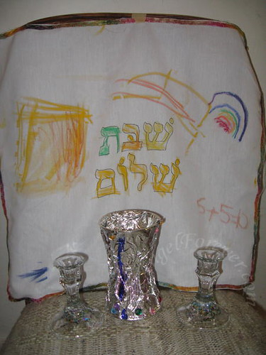 Shabbat creations