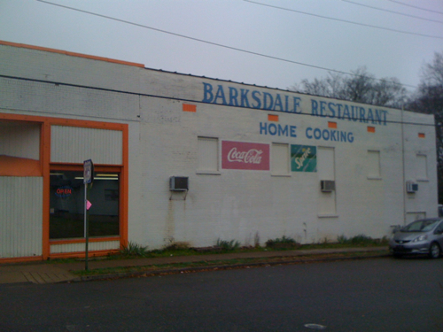 The Barksdale Restaurant, Memphis, Tenn.