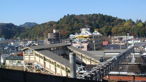 vue de la gare