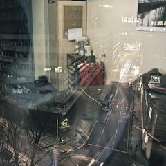 Complications: Dual Realities (edmundlwk) Tags: road uk london window night reflections room double reality highholborn 1755mmf28 canon450d rebelxsi edmundlim