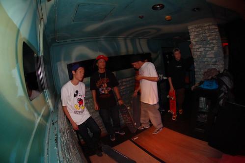 GROUND ZERO @JB'S 2009/11/25