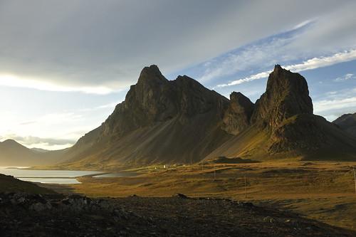 フリー画像| 自然風景| 山の風景| アイスランド風景|        フリー素材|