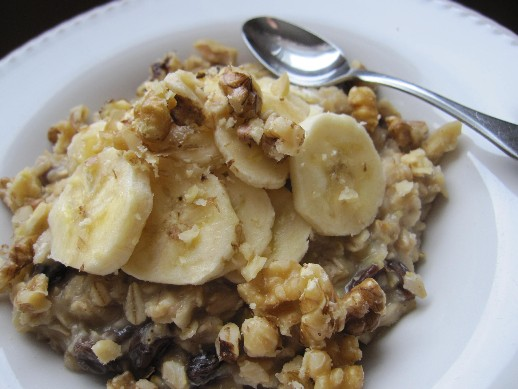 Banana Bread Oats
