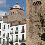 Cáceres: bujaco detalle viviendas