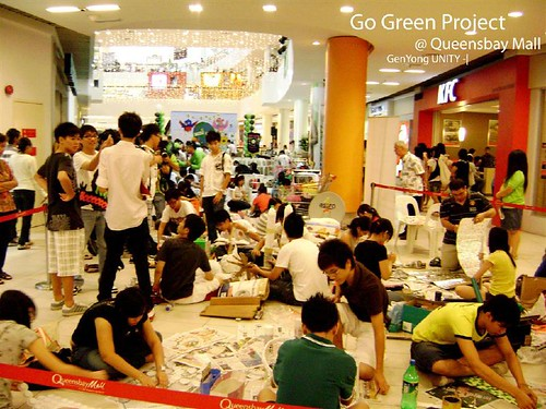 Go Green Project 1