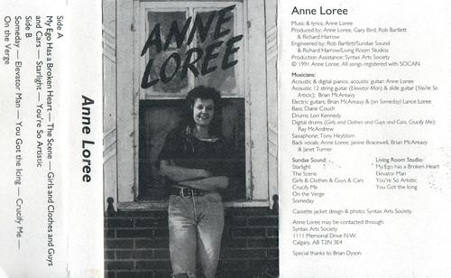 Anne Lorree