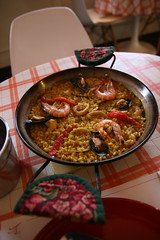 Mi Madre (Paul Matthews in Korea) Tags: restaurant seoul paella itaewon spainish mimadre