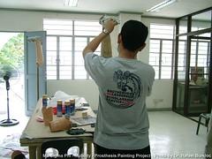 Mu Sigma Phi - Mubility Prosthesis Painting Project - Sept 2007 DSCF1058 (phrancoi) Tags: project phi sigma fraternity service mu prosthesis mubility