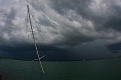 darwin australia (mark silva) Tags: sun beach clouds sunrise nt australia darwin wharf crocodile fishermans operahouse northern territory mindil lameroo