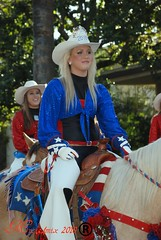 All American Cowgirl Chicks (Music4mix) Tags: world california street morning blue winter girls red roses horses people horse orange usa white liz cute sexy girl beautiful hat rose 1 vinter team colorado all texas boots grove 1st january bowl parade tournament event shannon american blonde and rodeo chicks pasadena cowgirl roseparade equestrian blvd floats 2010 the 121st of music4mix