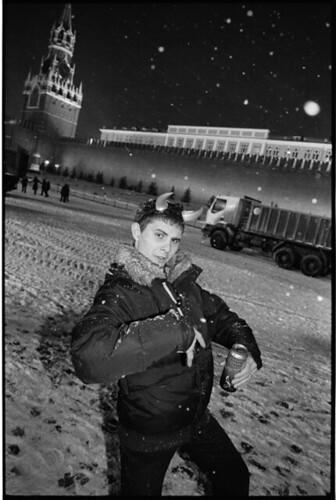 Москва, декабрь 2009