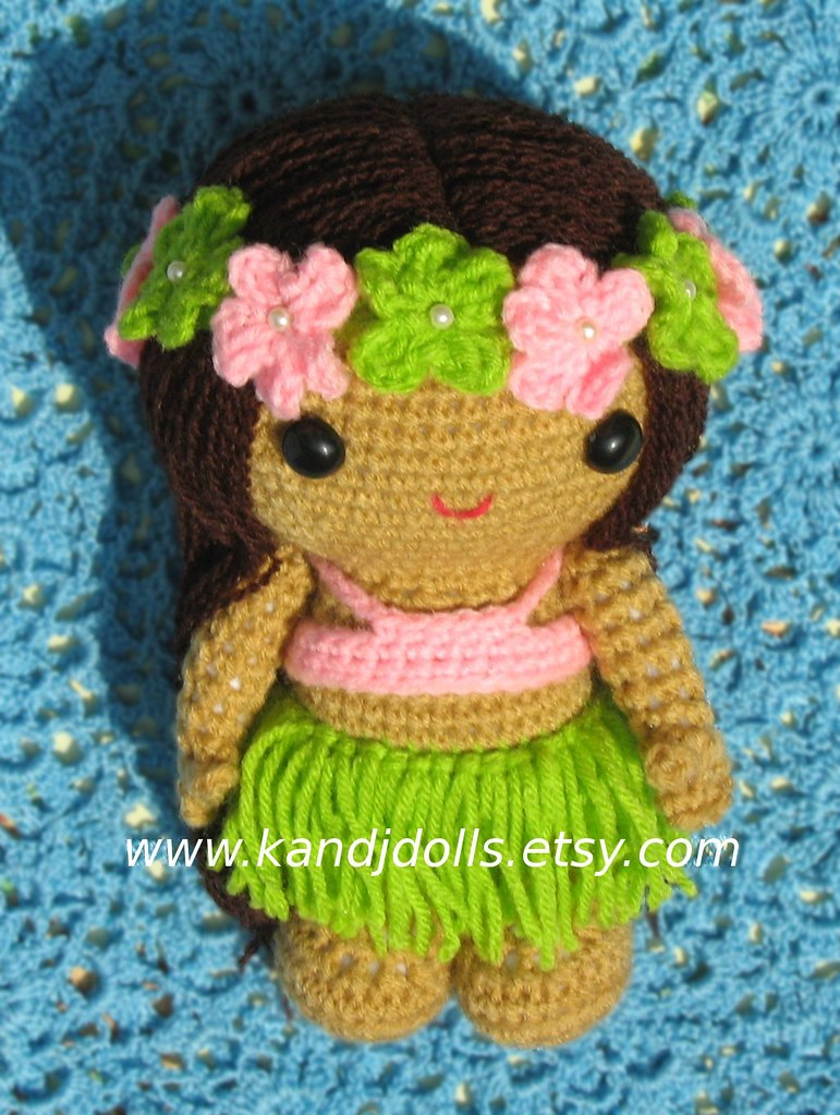 Amigurumi Hawai Doll : The world s best photos of amigurumidoll and girl flickr