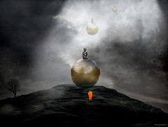 emerging (AlicePopkorn) Tags: buddha monks meditation emerging artuniinternational