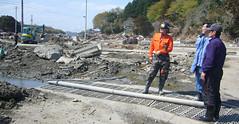石巻再訪:物資の不足復旧の遅れが気になる