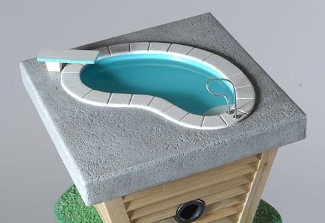 Splish Splash Bird Bath