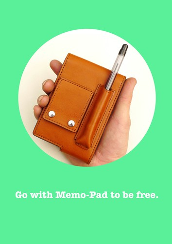 Go with Memo-Pad to be free.