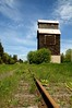 The Railway Silo (ICT_photo) Tags: track rail railway silo ictphoto ianthomasguelphontario