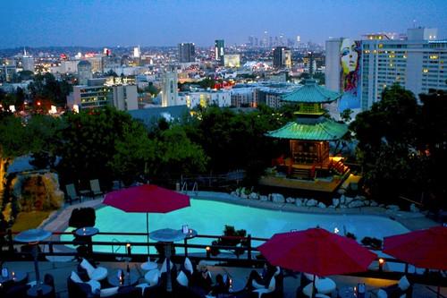 Yamashiro Restaurant Cam View