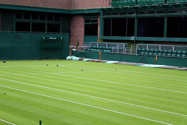 Wimbledon Court 18